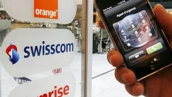 Die drei grossen Telekomanbieter reagieren auf Kritik