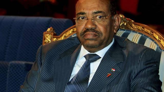 Der sudanesische Präsident Omar al-Baschir (Archiv)