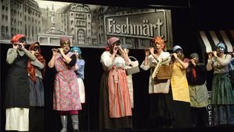 Rotstab-Cabaret in Liestal