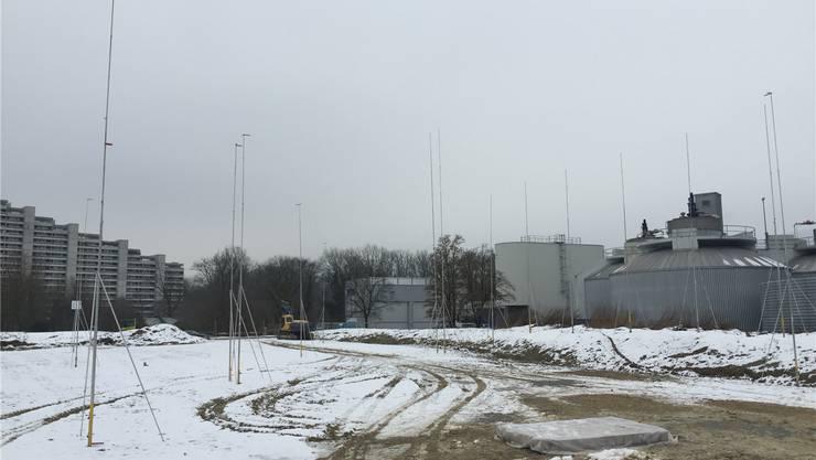 Die Energiezentrale Telli kommt neben die Kläranlage zu stehen.
