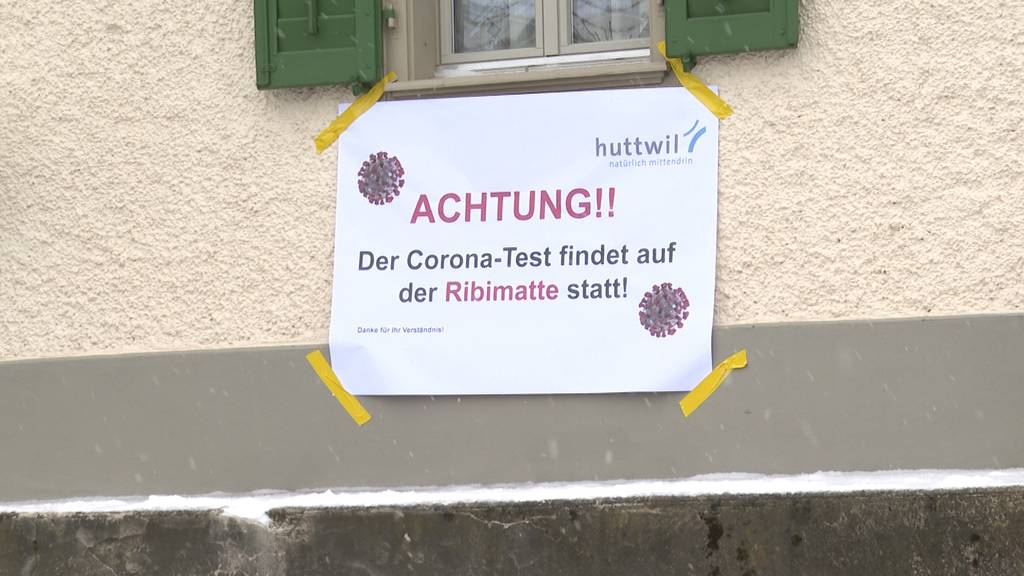Huttwil (BE): Verdächtiger Gegenstand löst Grosseinsatz der Polizei aus
