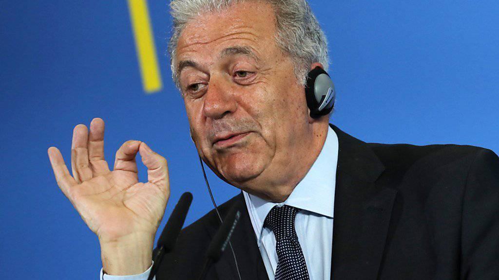 EU-Kommissar fordert Regelung