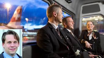 Piloten-Ausbildner Michael Anklin CEO der Horizon Swiss Flight Academy, nimmt Stellung zur aktuellen Situation in der Luftfahrt