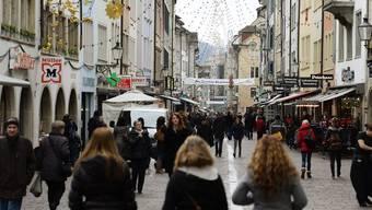 Die Polizei kam einer Betrügerin in der Winterthurer Innenstadt auf die Schliche (Archiv).