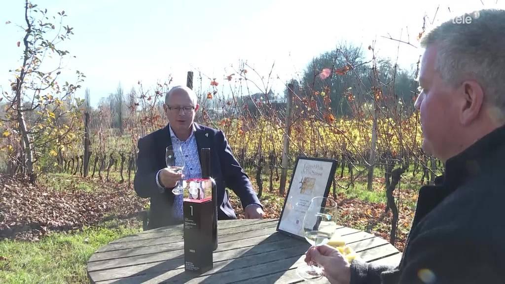 Wein aus Mariazell setzt sich gegen Walliser Konkurrenten durch