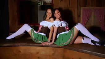 «Bumsalp»: Dirndl-Look und Ballermann-Feeling. (zvg)