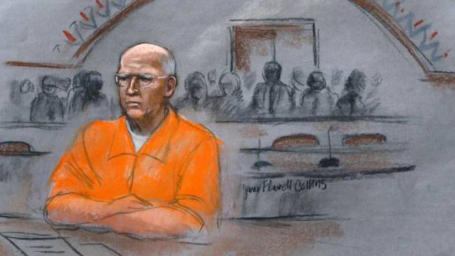 """James """"Whitey"""" Bulger terrorisierte Boston in 70er und 80er Jahren"""