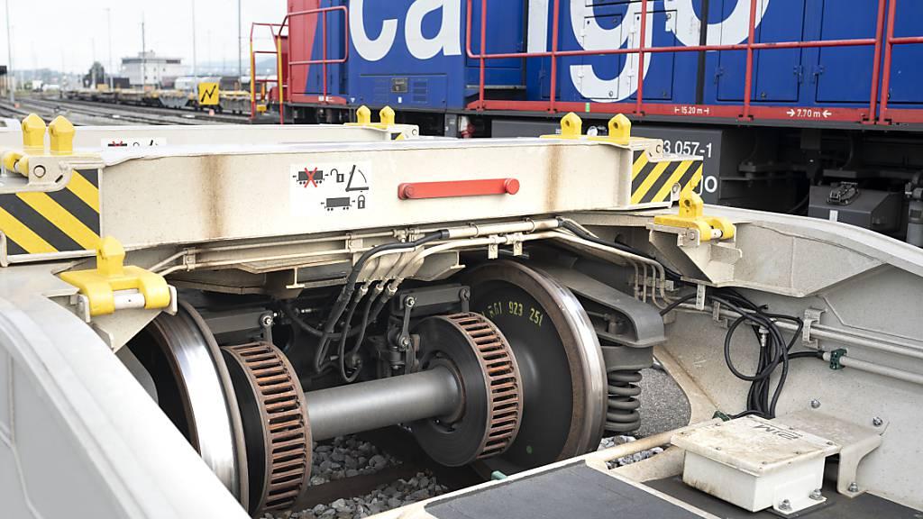 Weko prüft Teilverkauf von SBB Cargo vertieft