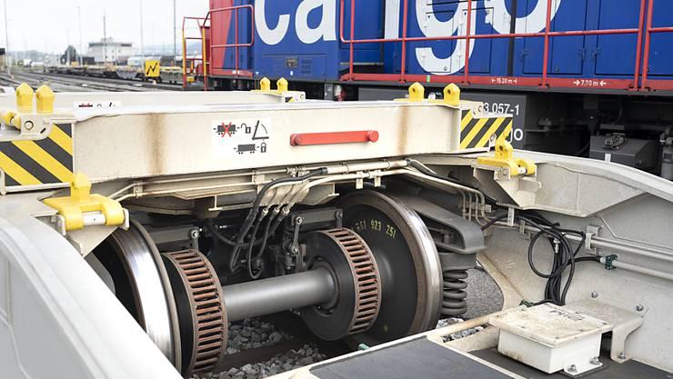 Weko prüft Teilverkauf von SBB Cargo vertieft (Archiv)