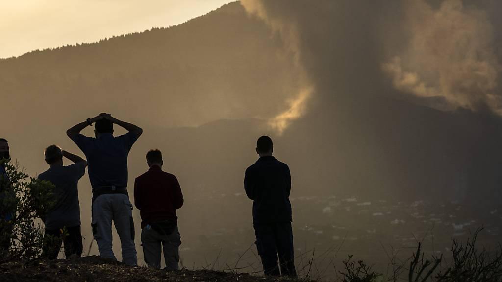 Kommerzieller Flugverkehr zur Vulkan-Insel La Palma unterbrochen