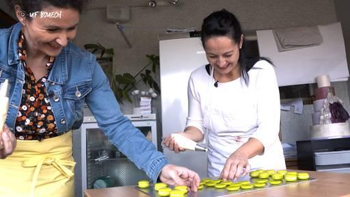 «Uf Bsuech» bei «Cake-Design Simone»