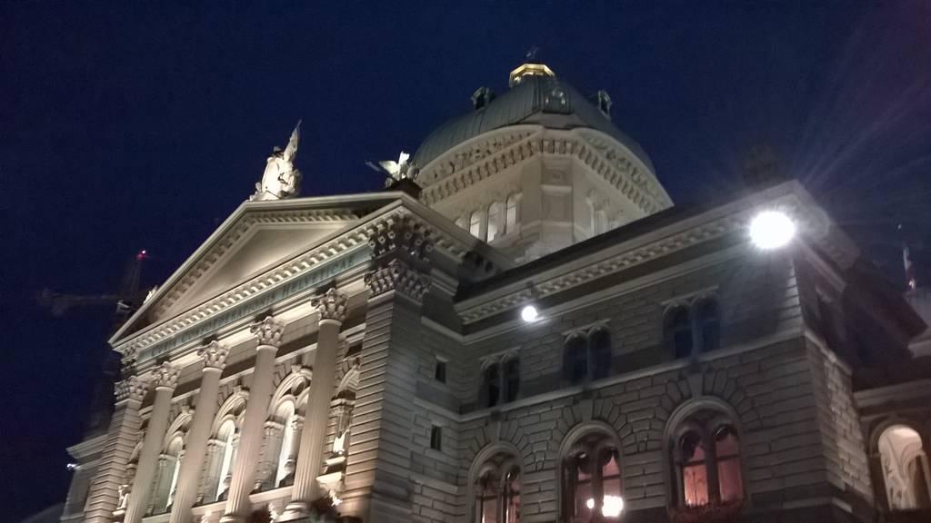 Tele 1 / Radio Pilatus: Bundesratswahlen live