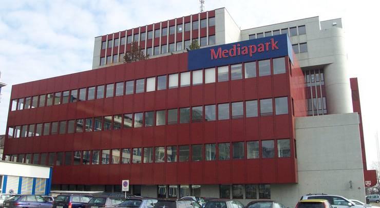 Das ist der Mediapark, gleich neben dem Bahnhof Aarau sowie am Kreuzplatz gelegen. (Archiv)