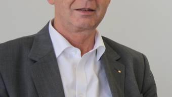 Distriktsgovernor Paul Meier ist Gastgeber in Solothurn. ww