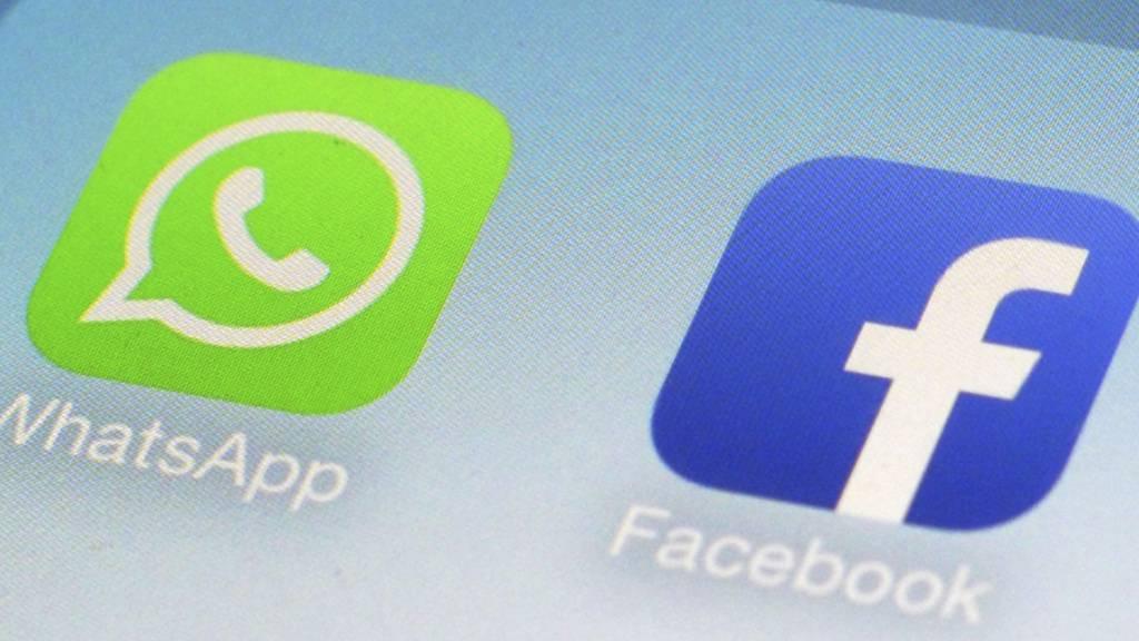 Künftig lässt sich via Whataspp auch in gewissen Fällen bezahlen (Symbolbild).
