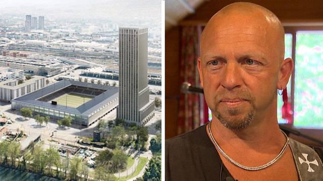 Stadtrat wirbt für neues Stadion / Gölä ist zurück