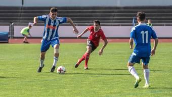 Der FC Concordia verliert gegen Muttenz.
