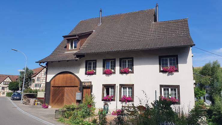 Haus in Schleitheim