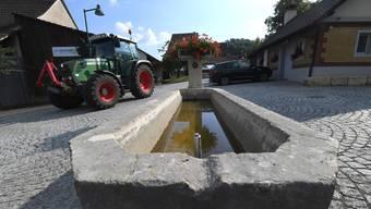 Trockenheit Baselland