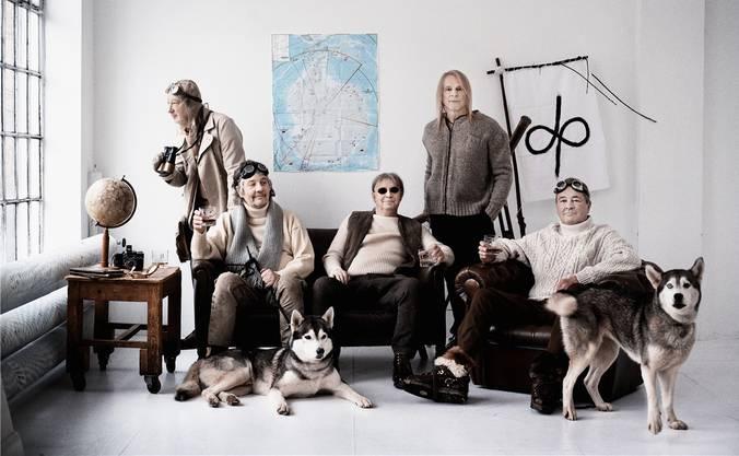 Deep Purple VIII ist die langlebigste Formation in der bald 50-jährigen Geschichte der Band. Mit Roger Glover, Don Airey, Ian Paice, Steve Morse und Ian Gillan (von links). Fotos: Jimi Rakete/HO