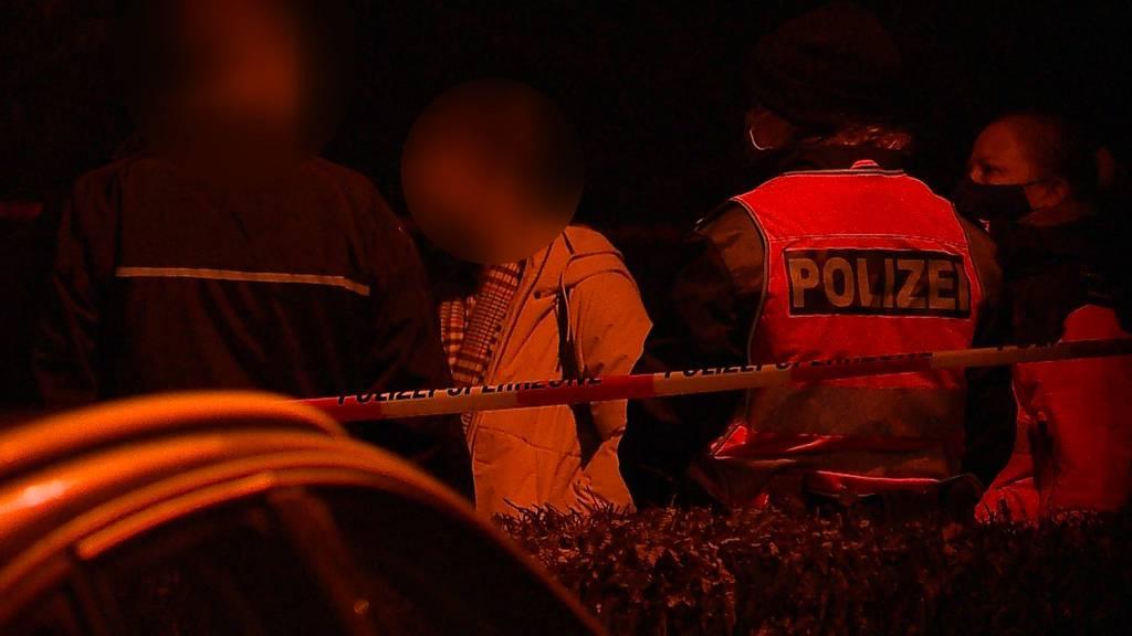 Olten: Eine Person verletzt bei Schussabgabe - mehrere Festnahmen