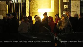 Die Solothurner Filmtage lockten Filminteressierte von überall her an.