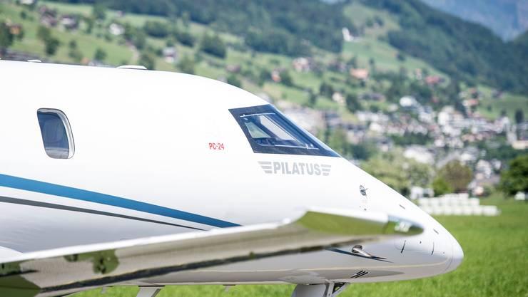Der Ständerat will die Abgabe für Businessjets bei 500 Franken begrenzen.
