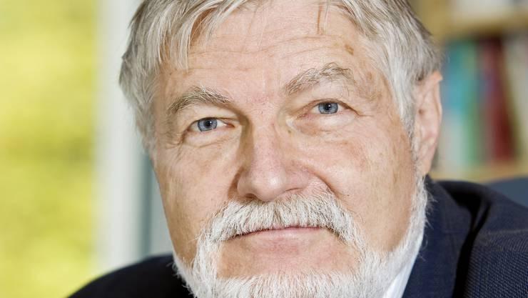 Albert Wettstein war von 1983 bis 2011 Chefarzt des Stadtärztlichen Dienstes Zürich.