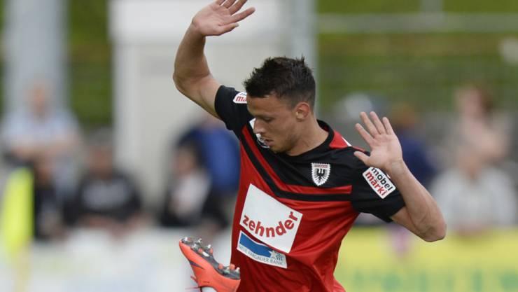 Petar Sliskovic verlässt den FC Aarau und wechselt in die 3. Bundesliga.