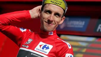 Der 26-jährige Brite Simon Yates vom Team Mitchelton-Scott holte sich souverän den Vuelta-Gesamtsieg