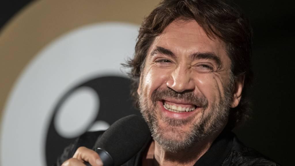 Obwohl der spanische Schauspieler und Oscarpreisträger Javier Bardem hauptsächlich über den dramatischen Zustand der Erde sprach, sorgte er auch für einige heitere Momente.