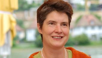 Gertrud Häseli: Atomausstieg ist eine zentrale Frage.Toni Widmer