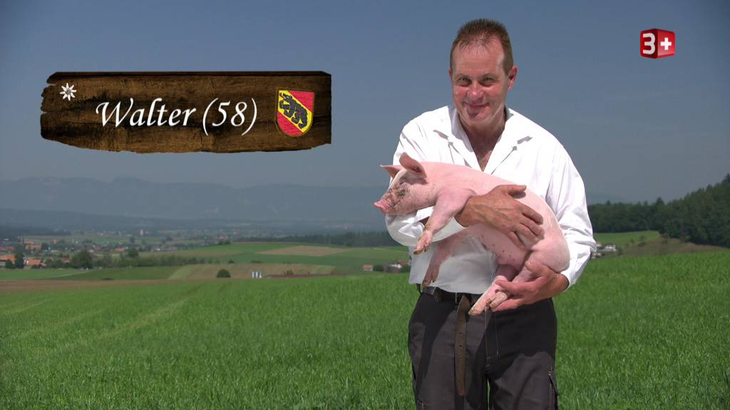 BAUER, LEDIG, SUCHT... ST13 - Portrait Walter (58)