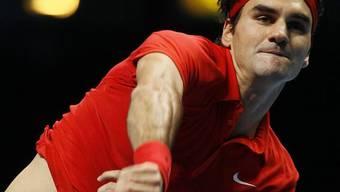 Federer fegt Murray vom Platz