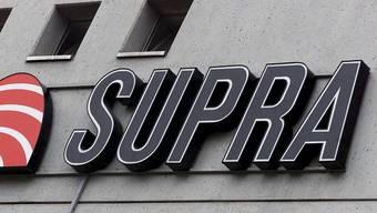 Logo des Krankenversicherers Supra (Archiv)