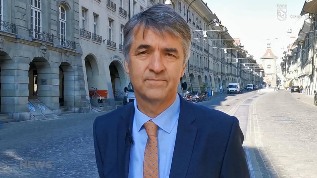 Berner Stadtpräsident wendet sich an Bevölkerung