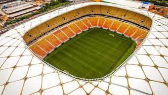 Arena da Amazônia in Manaus ist für WM bereit