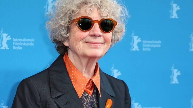 Die Regisseurin und Künstlerin Ulrike Ottinger (77) (im Bild) ist am Samstag an der Berlinale in Berlin mit der Berlinale Kamera geehrt worden. Das Filmfestival ehrt mit dem Preis seit 1986 Persönlichkeiten und Institutionen, die sich um das Filmschaffen besonders verdient gemacht haben.