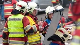 Im März steht für die fusionierte Feuerwehr Sisslerfeld die erste gemeinsame Übung an. zvg
