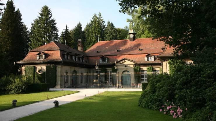 Reithalle Wenkenhof Riehen