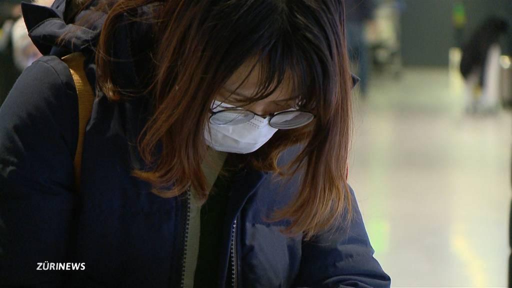 Coronavirus: Reisende sind nervös
