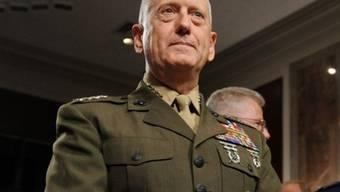 General Mattis übernimmt die Führung im Irak und Afghanistan (Archiv)