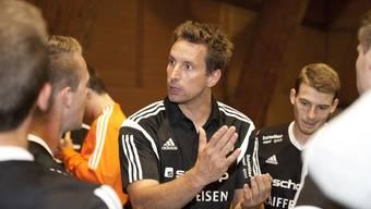 Das Team von Städtli-Coach Björn Navarin verlor auch gegen die Espoirs aus Schaffhausen.