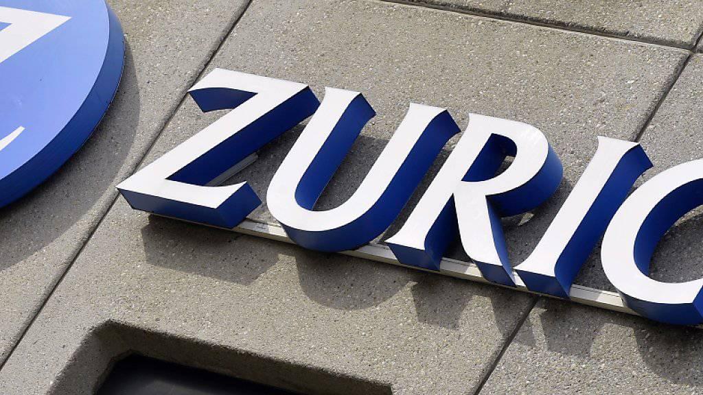 Anleger langten am Montag bei Zurich zu (Symbolbild).