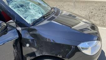 Unfall in Hägglingen (Juni 2020)