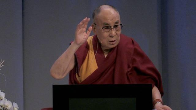 Der Dalai Lama erklärt warum sich Menschen gegenseitig töten