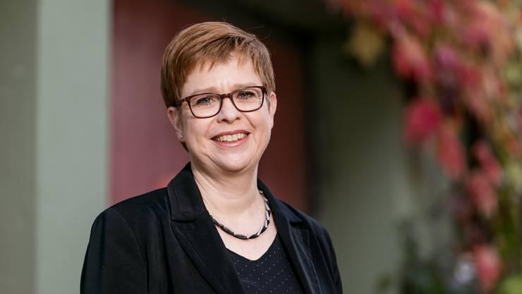 «Ich kann gewinnen»: Ruth Müri will für die Grünen in den Ständerat.