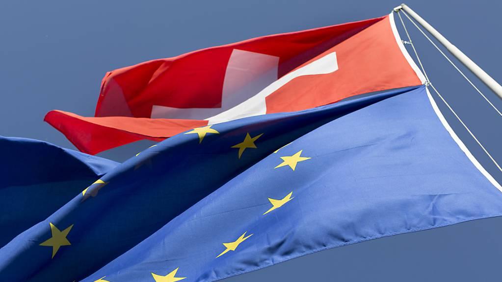 Das Schweizer Stimmvolk sagt deutlich Nein zur Begrenzungsinitiative - die im Ausland lebenden Schweizer noch deutlicher.  (Themenbild)