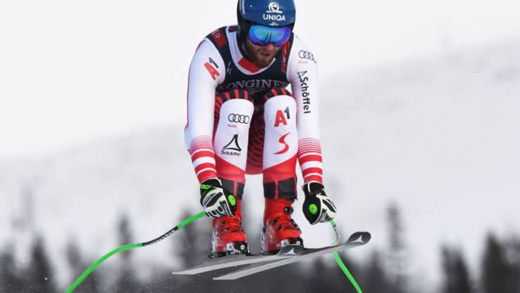 Marco Schwarz - der Top-Favorit auf Gold in der Kombination