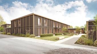 Für die Architekten ist der Bau der neuen Wohn- und Ateliergebäude in Stein «herausfordernd und reizvoll zugleich».